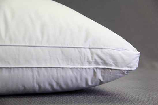 Classic 75 Feather 25 Down Med Firm Sleeping Pillow
